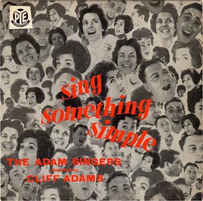 Luigi S 50 S Amp 60 S Vinyl Corner The Cliff Adams Singers