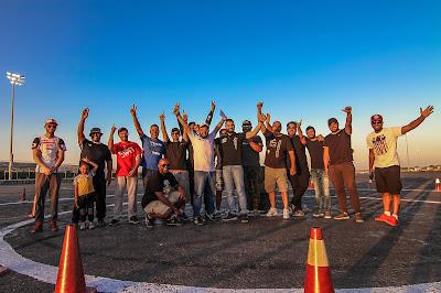 Drift Drivers at Qatar Drift Championship