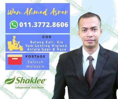 Pengedar Shaklee Ulu Yam
