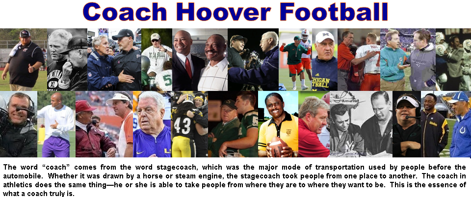 Coach Hoover's Football Site