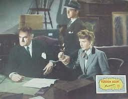 Foreign Agent 1942 movieloversreviews.filminspector.com