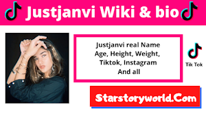 Just Janvi [TikTok Star] Age, Height, Boyfriend, Wiki, Biography and More