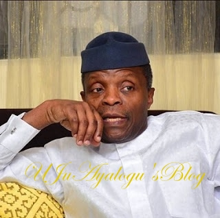 Coordinator's Role Controversy: VP Osinbajo Opens Up ...See The Raw Copy Of The Controversial Letter