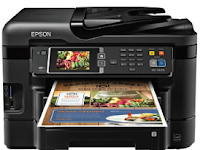 Epson WorkForce WF-3640 driver download for Windows, Mac, Linux