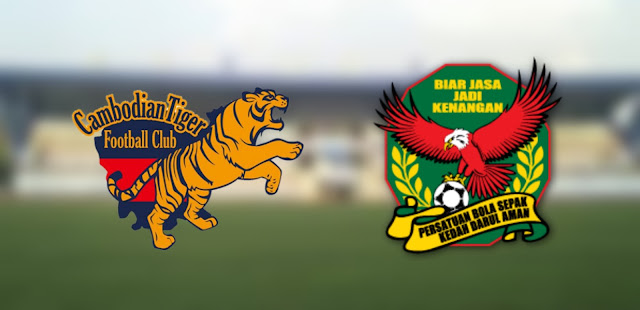 Live Streaming Angkor Tiger FC vs Kedah 12.1.2020 Friendly Match