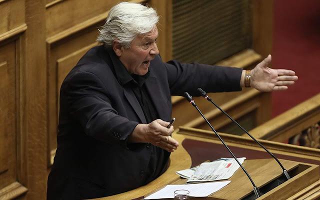 «Θύμα φανατισμού» δηλώνει ο Παπαχριστόπουλος