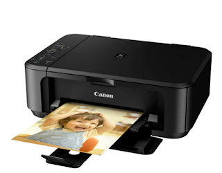 One is dandy for printing records every bit good every bit photos thank you lot to its hybrid ink scheme Canon PIXMA MG2200 Driver Download