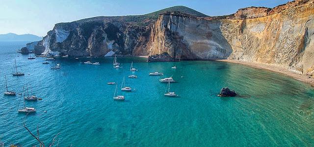 Islas Pontinas: Ponza, Palmarola... en Latina