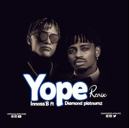 Innoss'B Ft. Diamond Platnumz - Yo Pe - Remix