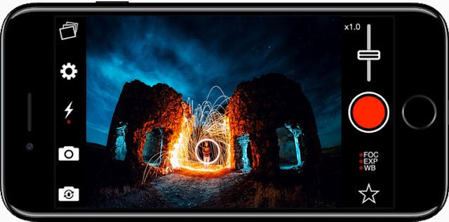تحميل تطبيق Night Mode-Long Exposure Video مجاناً لهواتف ايفون - طريقة تحميل تطبيق Night Mode مجاناً لهواتف الايفون