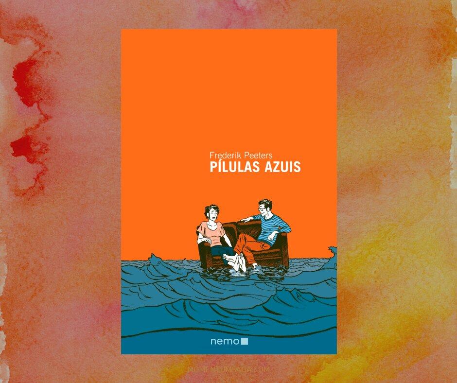 Resenha: Pílulas Azuis, de Frederik Peeters