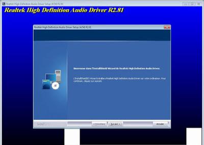 تحميل برنامج تعريف الصوت Realtek High Definition