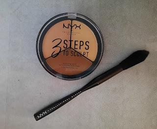 NYX 3 steps to sculp