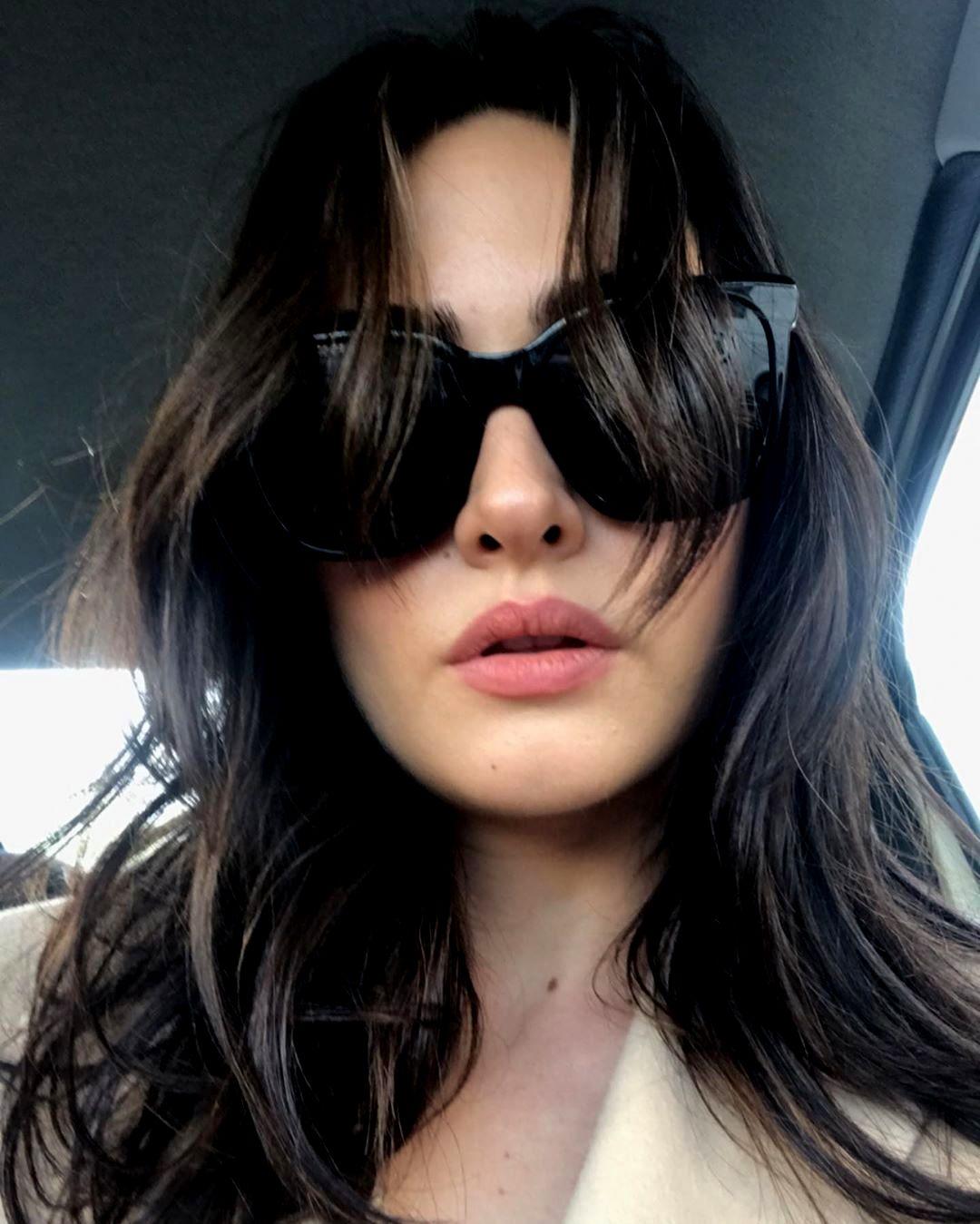 Actress Esra Bilgic
