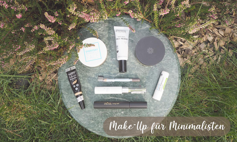 Make-Up für Minimalisten