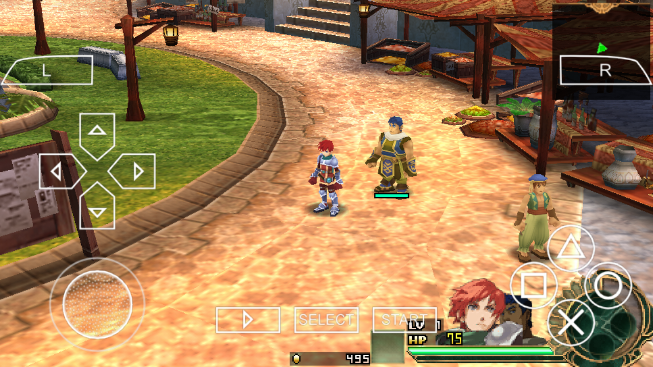 ppsspp rpg games