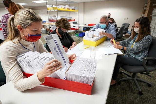 Egyre több választási csalás derül ki az Egyesült Államokban, a michigani postán már nyomoznak
