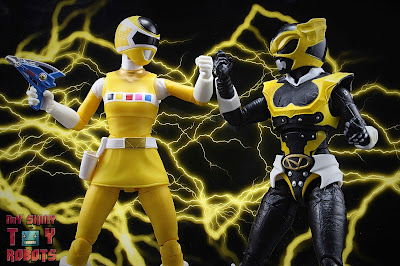 Power Rangers Lightning Collection In Space Yellow Ranger 51