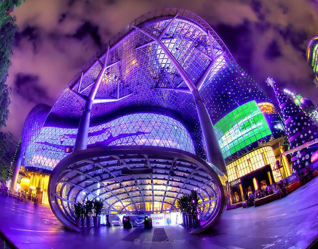Orchard Road Tempat Wisata di Singapura : tempatwisata.biz.id