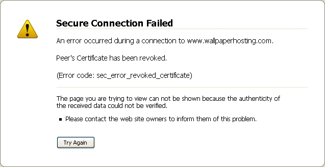 how to show error message for error 200
