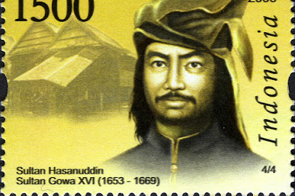 SULTAN HASANUDDIN [SULTAN GOWA] 1653-1669