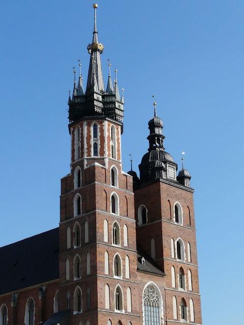 Kościół Mariacki wKrakowie