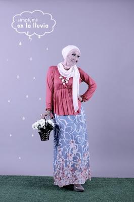 model hijab Igo Cantik anak foto model cantik