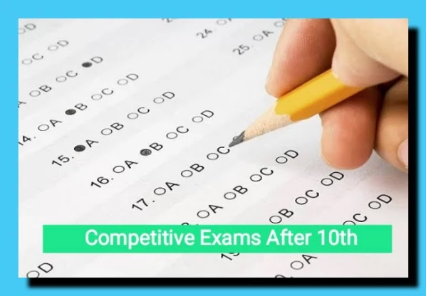 (competitive exams after 10th pass)