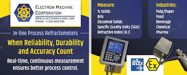 Inline Process Refractometer