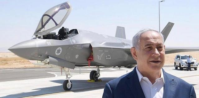 Israel Menentang Penjualan F-35 Dari AS Ke UEA, Merasa Terancam?