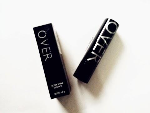 [REVIEW] MakeOver : Ultra Shine Lipstick - #13 Everlasting Kiss*