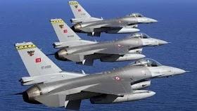 Alarm Bahaya, 6 Unit Jet Tempur Turki Gentayangan di Langit Yunani