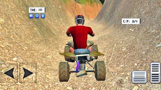 ATV Quad Bike Mountain Driving - apk download | ATV Bike Games | Gadi Wala Game