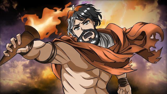 Prometheus (free anime images)