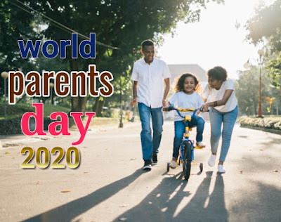 Happy international  Parents Day 2020 Images Download For Free