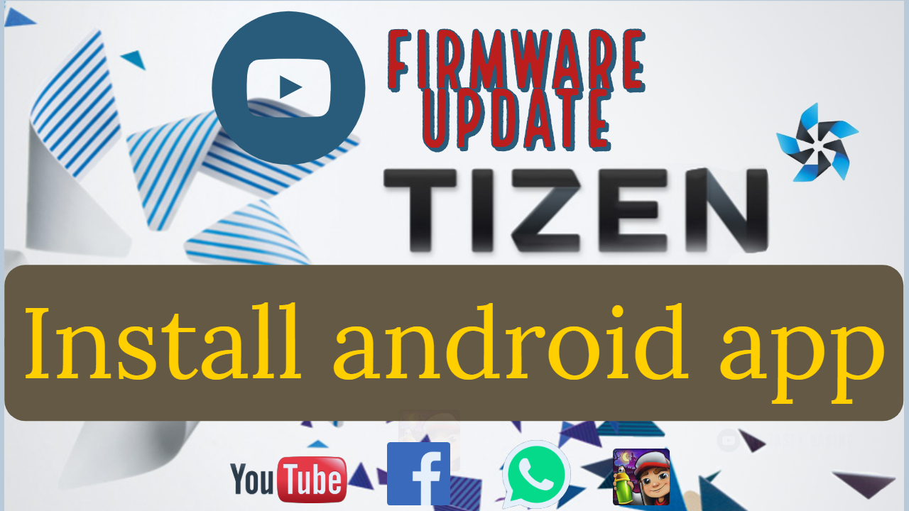 Install all tpk app in tizen phone without tizen store