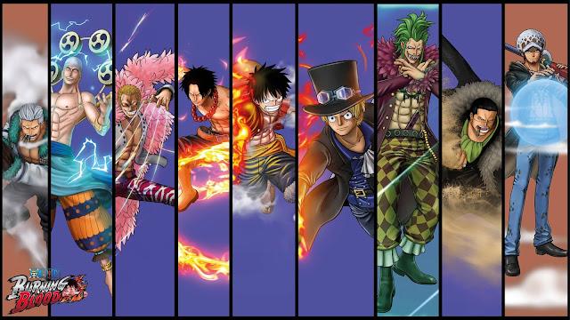 One Piece: Burning Blood añadirá nuevos personajes el 22 de diciembre