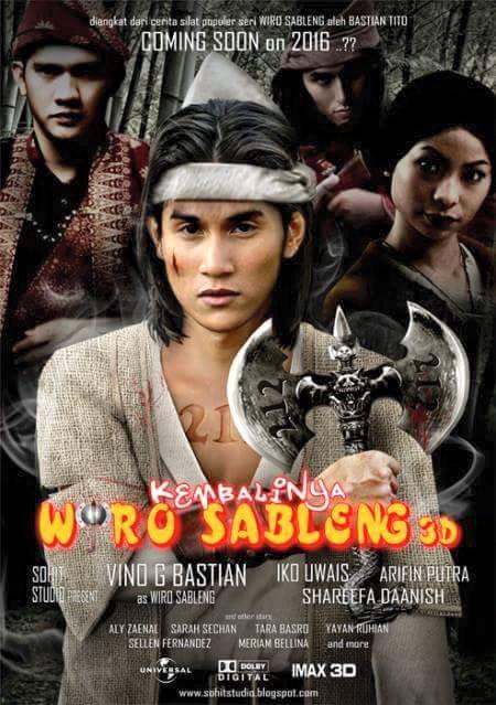 Hasil gambar untuk Wiro Sableng 2018 sinopsis