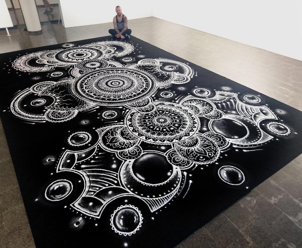 11-Large-Mandala-Dino-Tomic-aka-AtomiccircuS-Kitchen-Salt-Temporary-Drawings-www-designstack-co