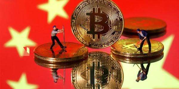 Bad News BTC | China Larang Kembali Mata Uang Kripto