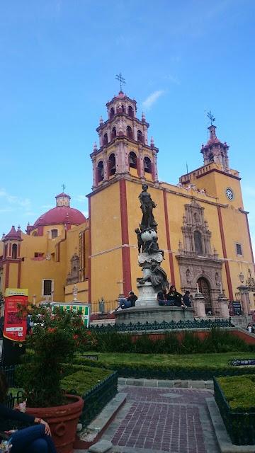 Catedral Basílica Colegiata de Nuestra Señora de GUANAJUATO