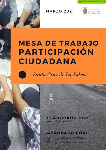 El Ayuntamiento capitalino organiza una Mesa de Trabajo de Participación Ciudadana