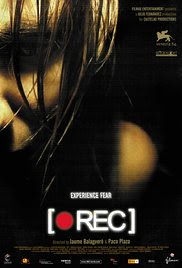 10 zombies movie 10. [REC] (2007)