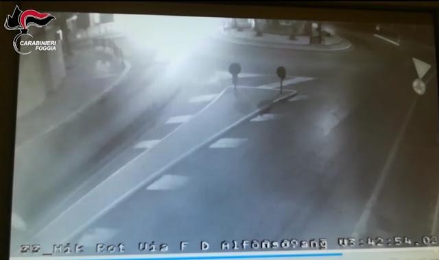San Severo: bomba alla Piano Casa s.r.l. I Carabinieri arrestano pregiudicato [VIDEO-esplosione]