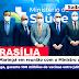 Em Brasília; 'Ministério da Saúde garantiu 100 milhões de vacinas entre julho e agosto', revela Ulisses Maia