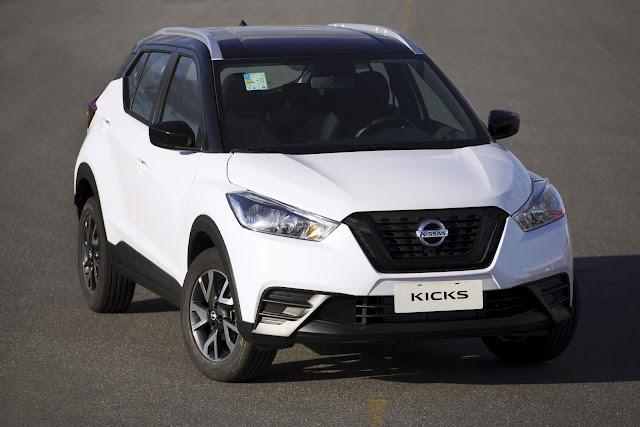Nissan Kicks Special Edition Automático: preço R$ 88.840