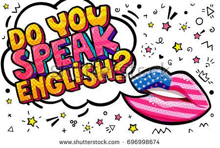 محادثة بين شخصين بالانجليزي في المدرسة