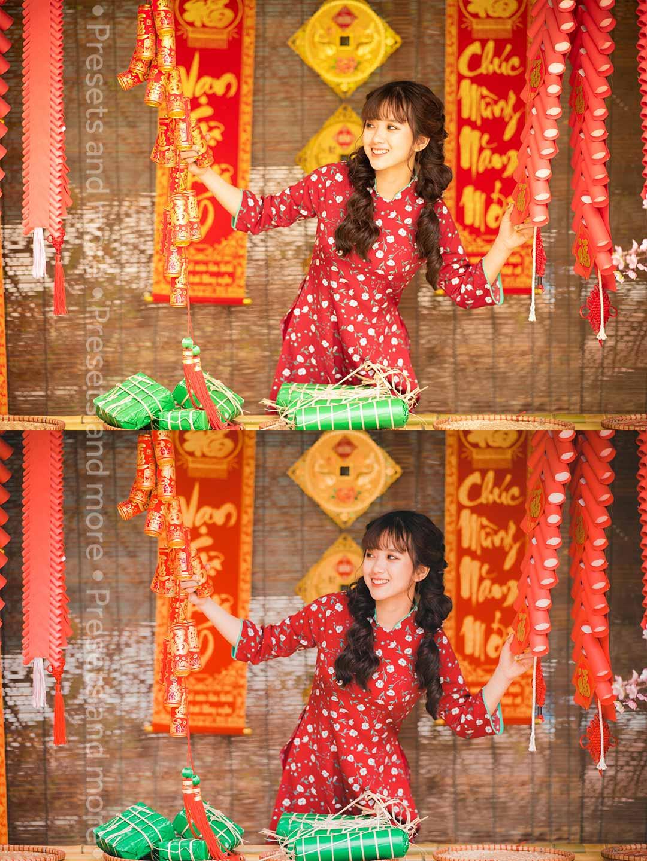 Preset Lunar New Year