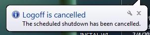 membatalkan,shutdown,otomatis,cmd,run,taksbar