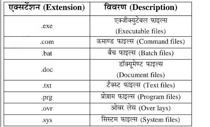 ऑपरेटिंग सिस्टम क्या है ? इसके प्रकार एवं कार्य जानिए (What is Operating System? type and function)